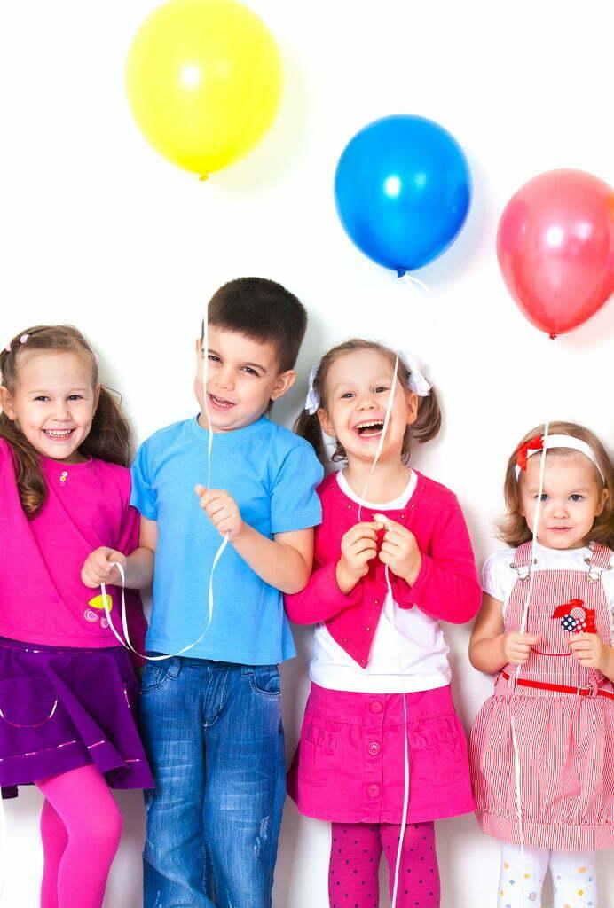 club 300 fête d'enfants